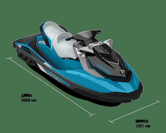 Sea-Doo GTI SE 90 (2018)