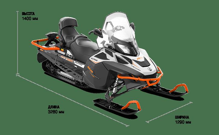 Lynx 69 Ranger Alpine 1200 4-TEC (2019)