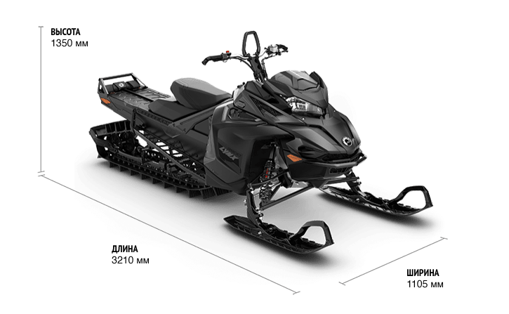 Lynx BoonDocker DS 3900 850 E-TEC SHOT (2019)
