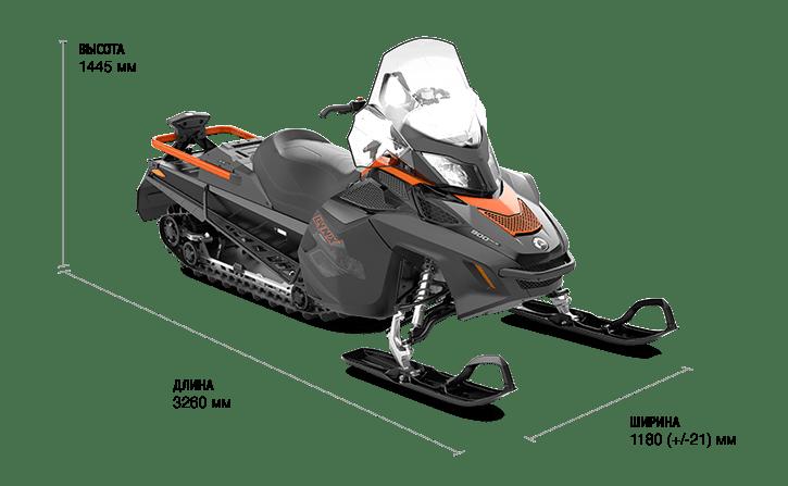 Lynx Commander LTD 600 E-TEC (2019)