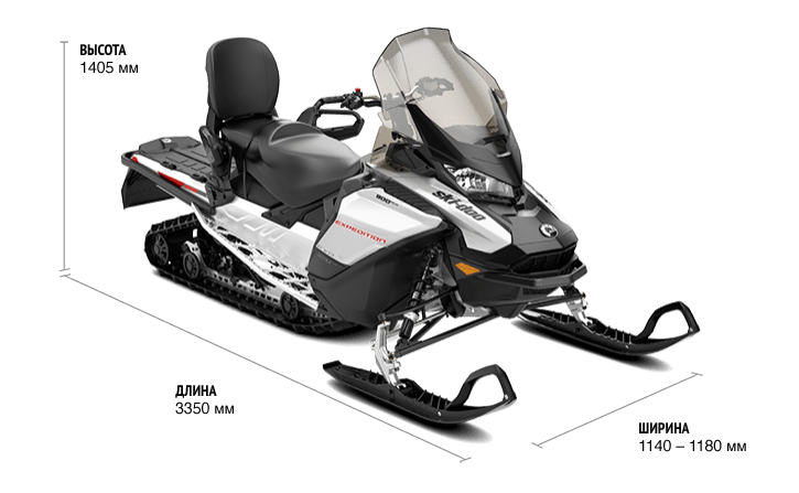 Ski-Doo Expedition SPORT 900 ACE (2019)
