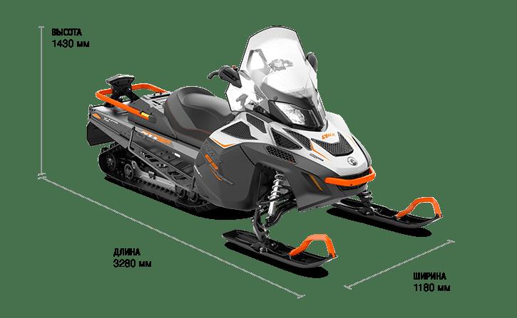 Lynx 69 Ranger LTD 800R E-TEC (2020)