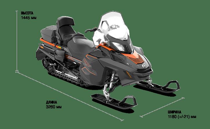 Lynx Commander LTD 900 ACE (2019)