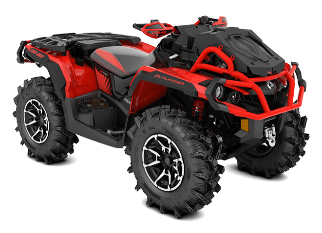 BRP Can-Am Outlander 1000R X MR (2018 м.г.)