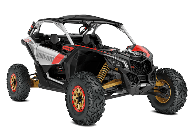 Can-Am Maverick X RS TURBO R (2019 м.г.)