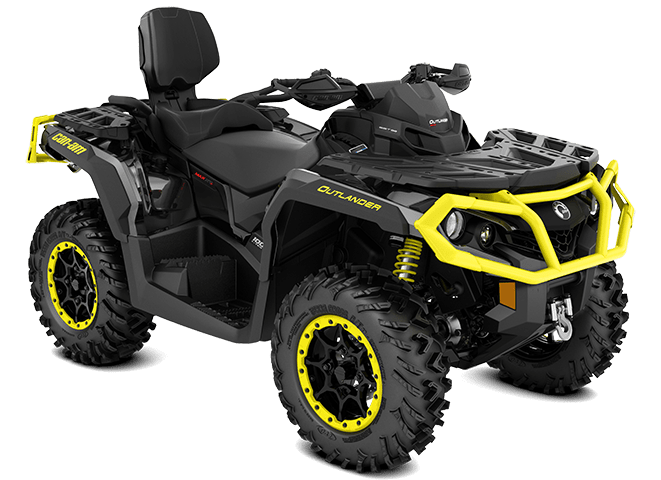 BRP Can-Am Outlander MAX 650 XT-P (2019 м.г.)