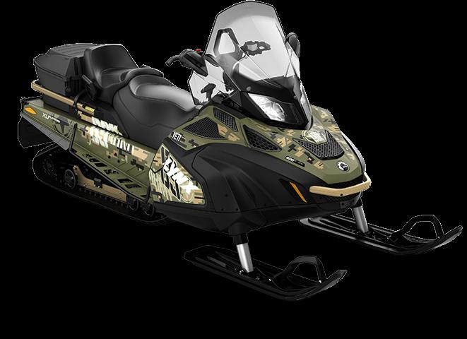 Lynx 69 Yeti ARMY 600E-TEC 2017