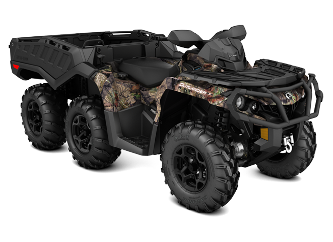 BRP Can-Am Outlander 6x6 1000 XT (2017 м.г.)