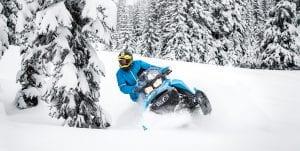 Ski-Doo Backcountry X 850 E-TEC 146″ (2019)