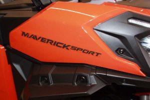 BRP Can-Am Maverick Sport 1000R DPS (2019 м.г.)