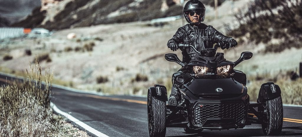 Can-Am Spyder F3 STD (2019)