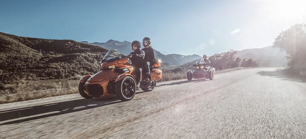 Can-Am Spyder F3 LIMITED (2019)