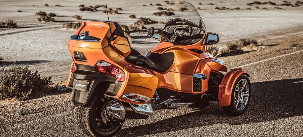 Can-Am Spyder RT LIMITED (2019)