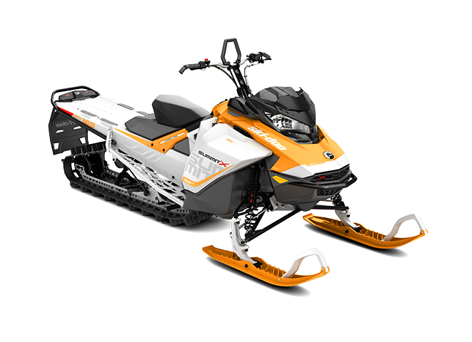 "Ski-Doo Summit X 850 154"" 2017"