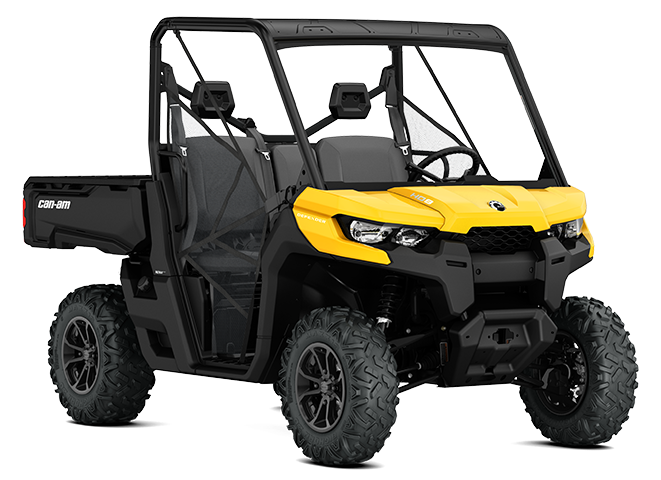 BRP Can-Am Defender 1000 DPS (2017 м.г.)