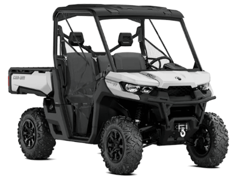BRP Can-Am Traxter XT HD10 (2019 м.г.)