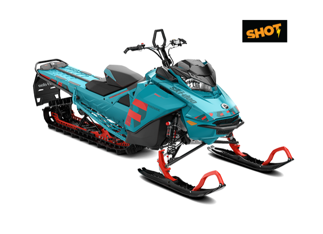 "Ski-Doo Freeride STD 154"" 850 SHOT E-TEC (2019)"