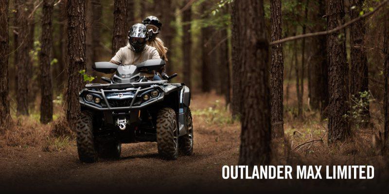 BRP Can-Am Outlander MAX 1000R LTD (2017 м.г.)