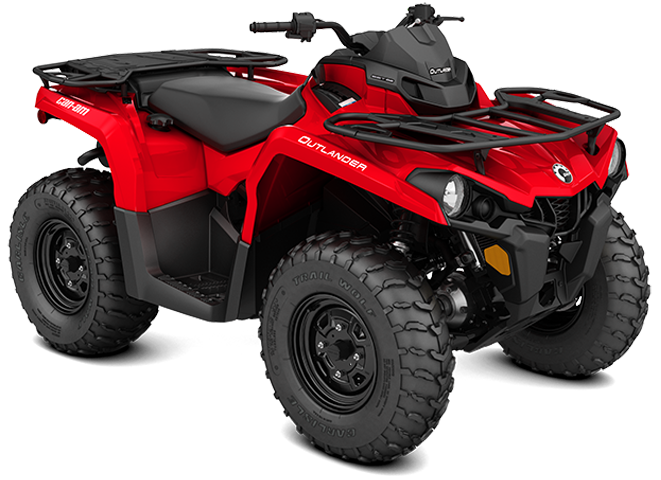 BRP Can-Am Outlander 570 Pro (2017 м.г.)