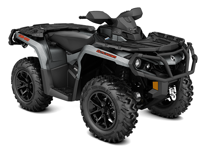 BRP Can-Am Outlander 650 XT (2017 м.г.)