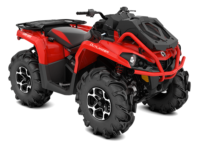 BRP Can-Am Outlander X MR 570 (2018 м.г.)