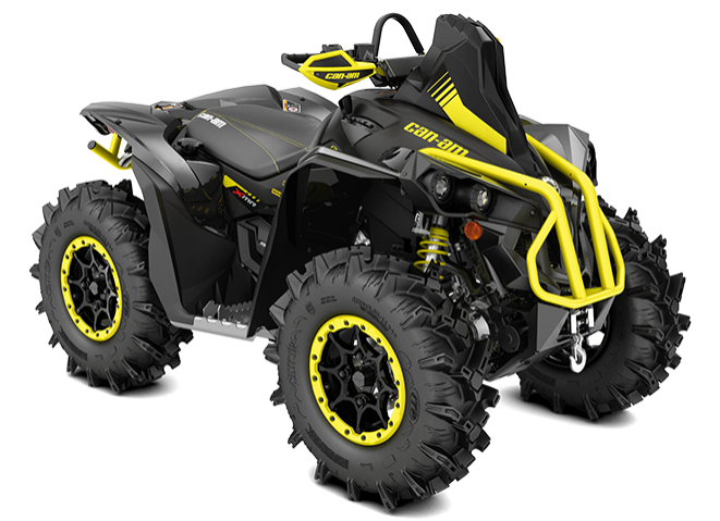 BRP Can-Am Renegade 1000R X MR (2018 м.г.)