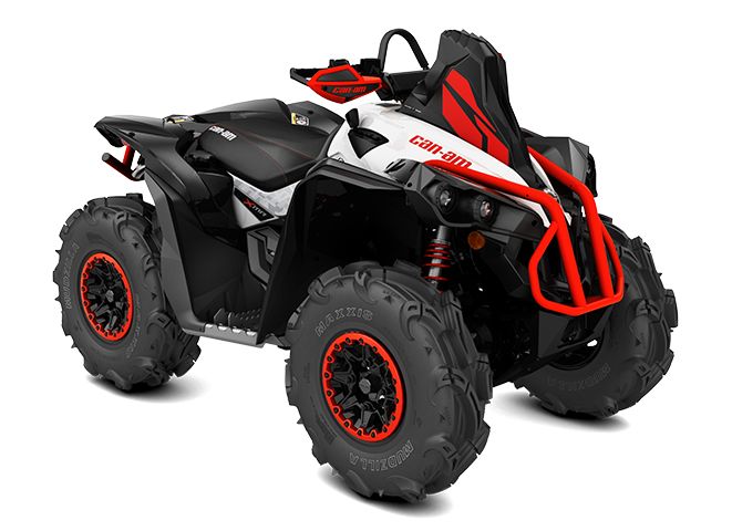 BRP Can-Am Renegade 570 X MR (2017 м.г.)