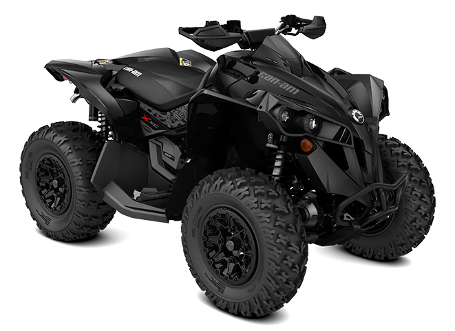 BRP Can-Am Renegade 1000R X XC (2017 м.г.)
