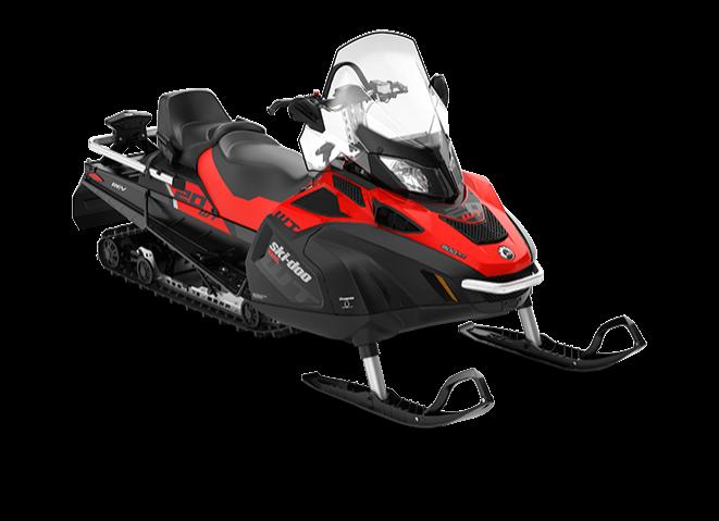 Ski-Doo Skandic WT 550 (2019)