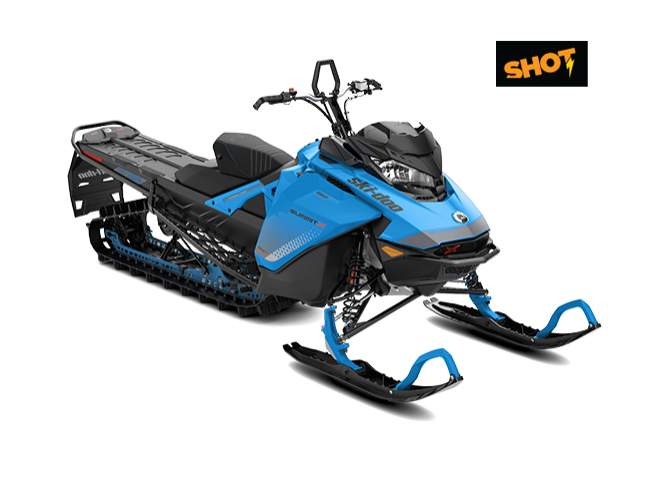"Ski-Doo Summit X 850 E-TEC 154"" SHOT (2019)"