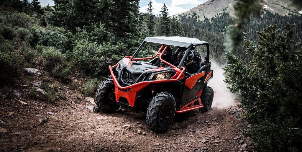 BRP Can-Am Maverick Trail 1000 DPS (2019 м.г.)