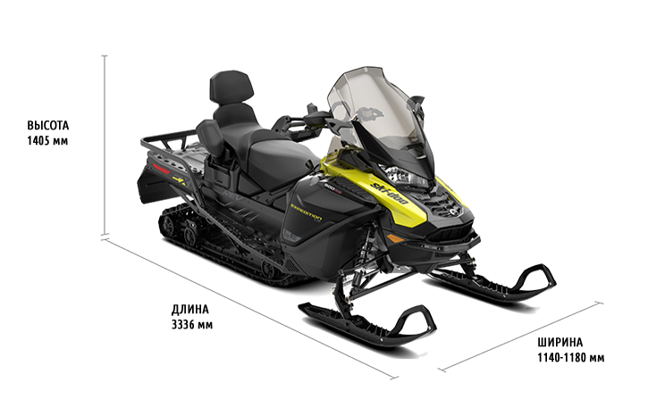 Ski-Doo Expedition LE 900 ACE Turbo (2020)