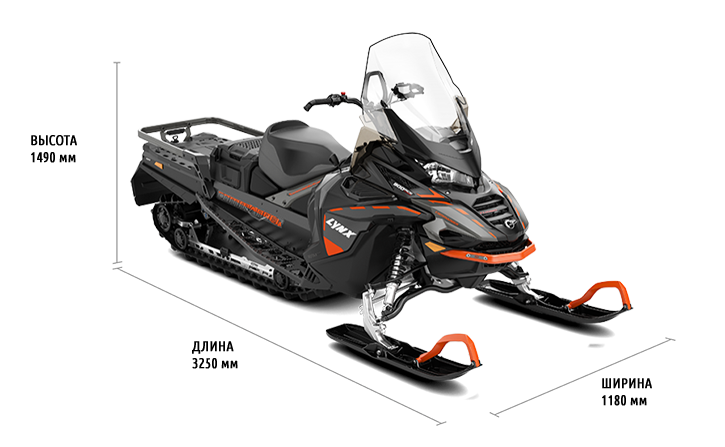 Lynx Commander 900 ACE Turbo (2020)