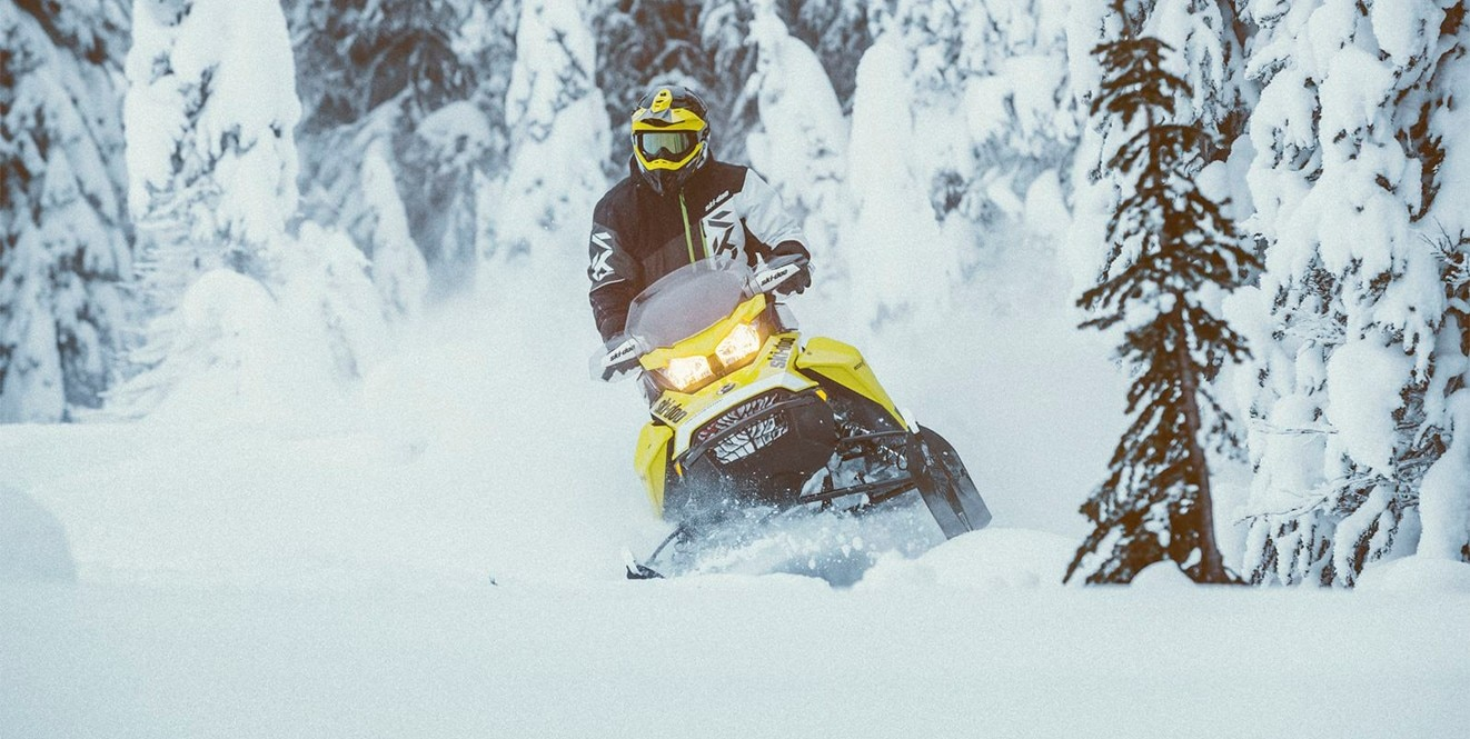 Ski-Doo Backcountry X 850 E-TEC 146″ (2020)