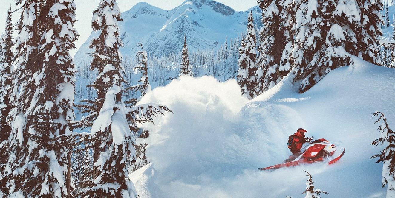 "Ski-Doo Summit SP 154"" 850 E-TEC (2020)"