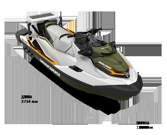 Sea-Doo Fish Pro 170 (2020)