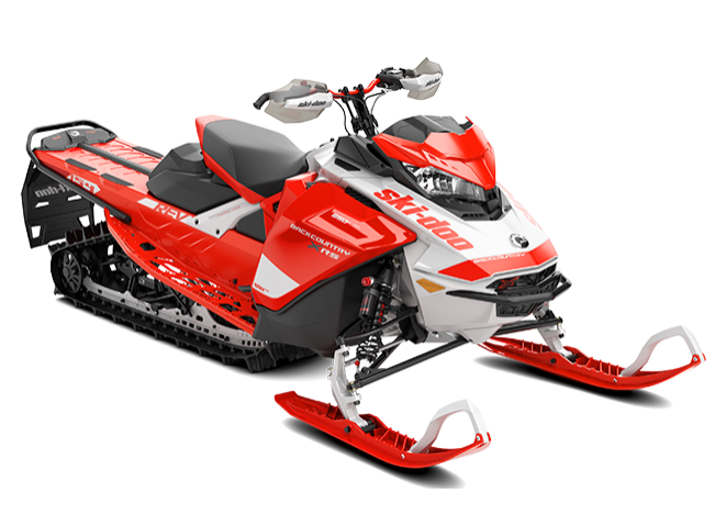 Ski-Doo Backcountry X 850 E-TEC 146″ (2020)