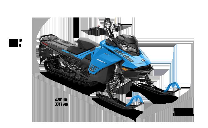 """Ski-Doo Summit SP 154"""" 600R E-TEC (2020)"""