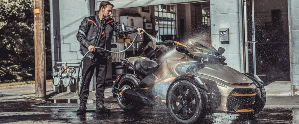 Can-Am Spyder F3-S Special Edition (2020)