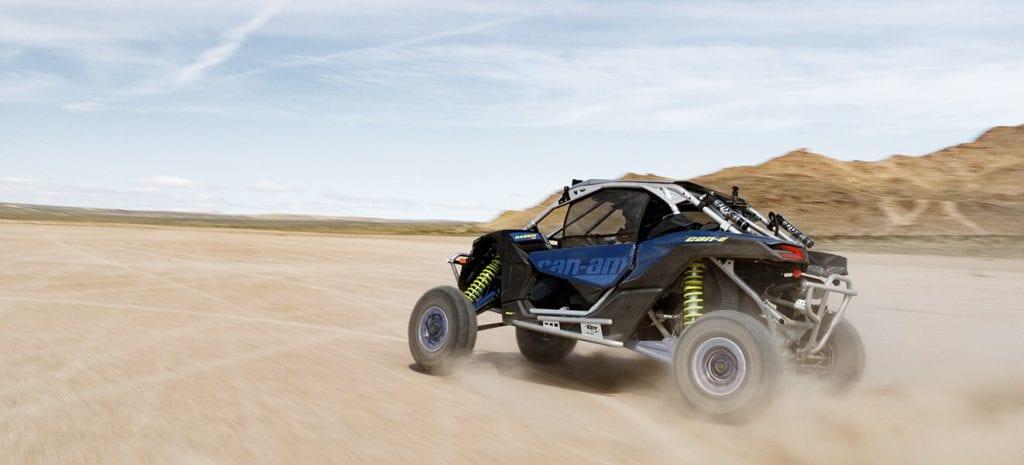 Can-Am Maverick X RS TURBO RR (2020 м.г.)