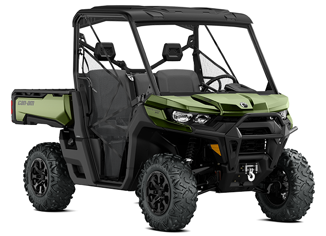 Can-Am Traxter XT HD10 (2020 м.г.)