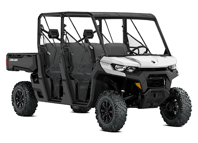 Can-Am Traxter MAX DPS HD10 (2020 м.г.)