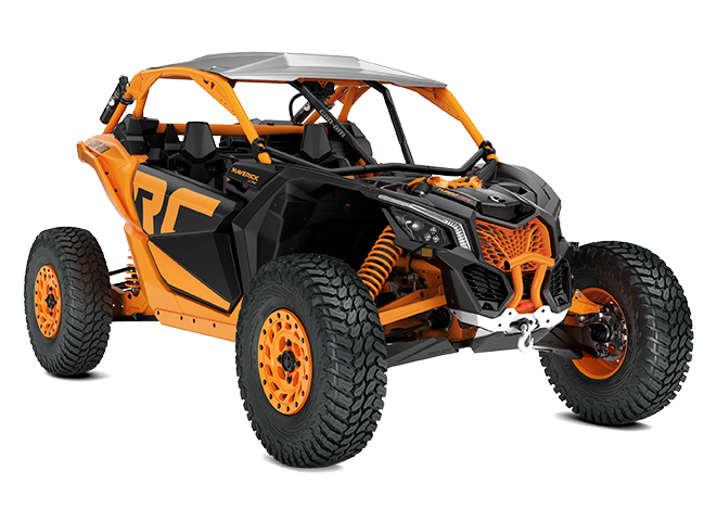 Can-Am Maverick X RC TURBO RR (2020 м.г.)