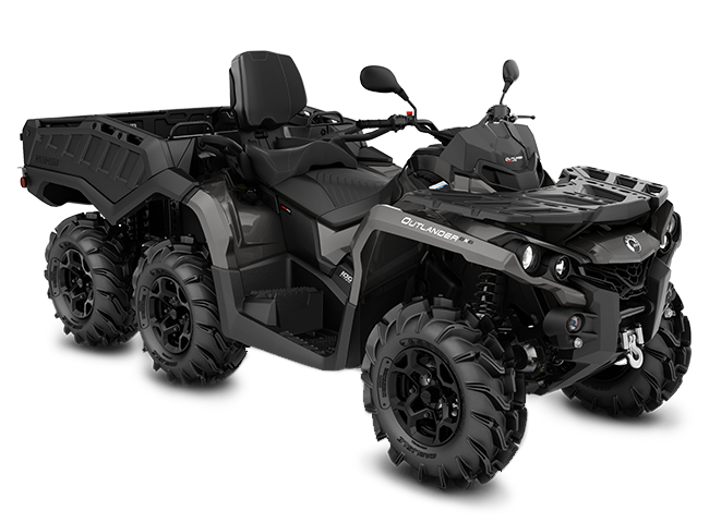 Can-Am Outlander MAX 6x6 1000 PRO (2020 м.г.)