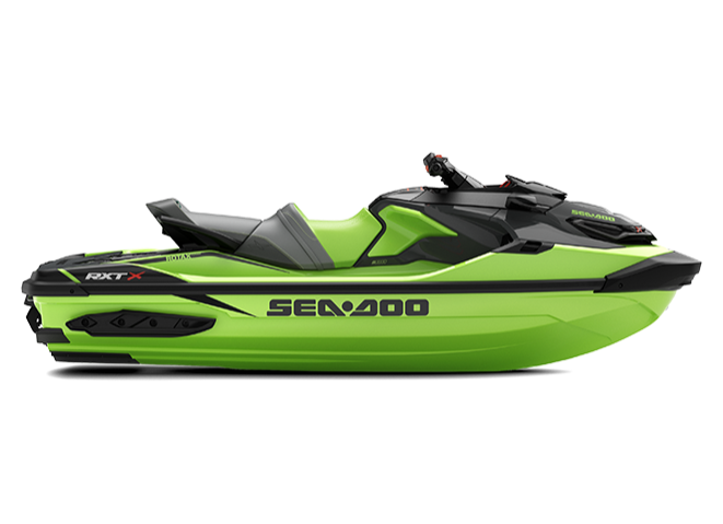 Sea-Doo RXT-X 300 (2020) - California Green Metallic and Black