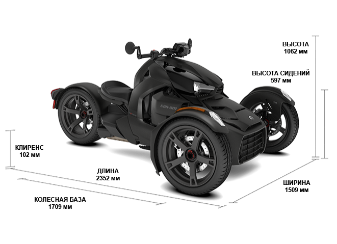 Can-Am RYKER 900 (2020)