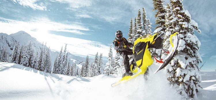 Новый снегоход от Ski-Doo — Summit 850 E-TEC Turbo
