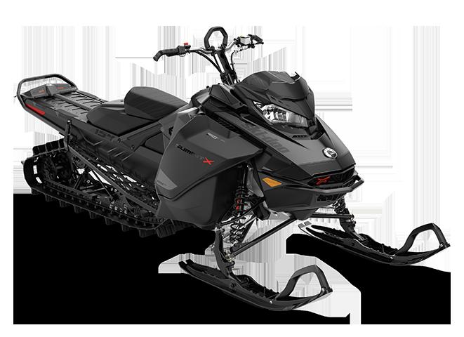 SUMMIT X 154 850 E-TEC SHOT 2021
