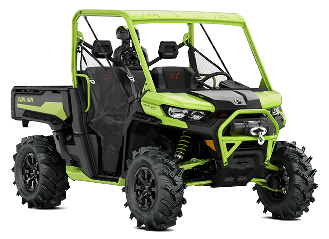 Can-Am TRAXTER PRO DPS HD10 2021