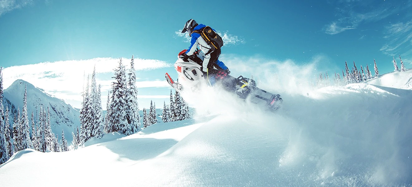 Ski-Doo FREERIDE STD 165 850 E-TEC TURBO SHOT 2022